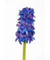 Hyacint kunstbloemen blauw