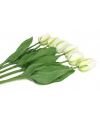 Natural touch tulpenbos wit