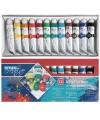 Verf tubes acrylverf